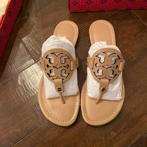 Brand New Tory Burch Miller Sandal